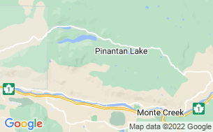 Map of Pinantan Lake Resort