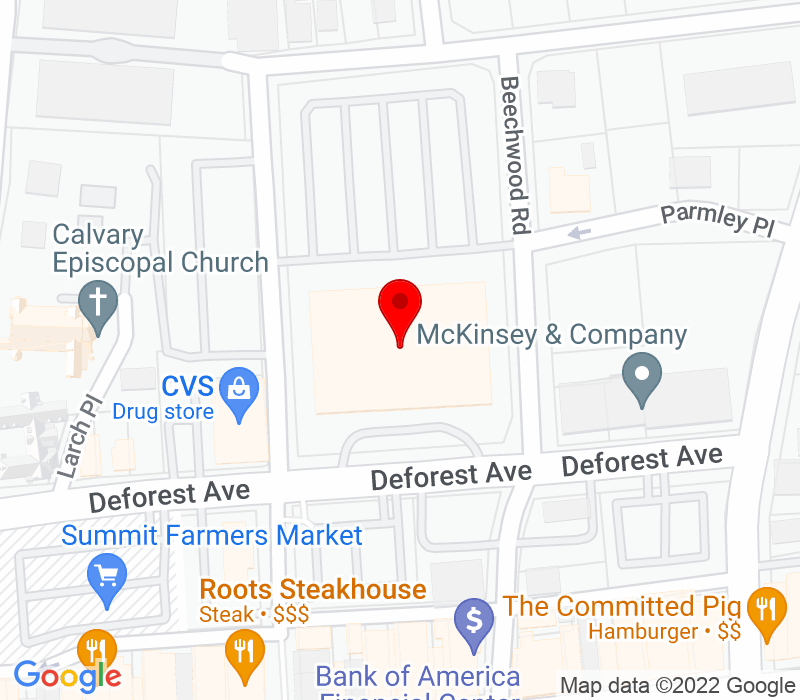Click to view Google maps office address 25 Deforest Ave, Suite 106B, Summit, NJ 07901