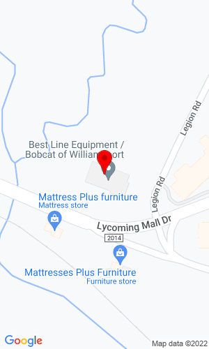 Google Map of Best Line Equipment 25 Legion Road, Muncy, PA, 17756