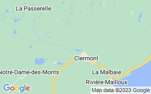 Map of Le Saumonier