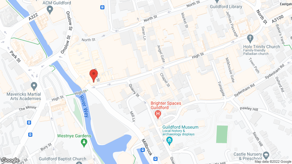 25-29 high street<br/>guildford<br/>surrey<br/>