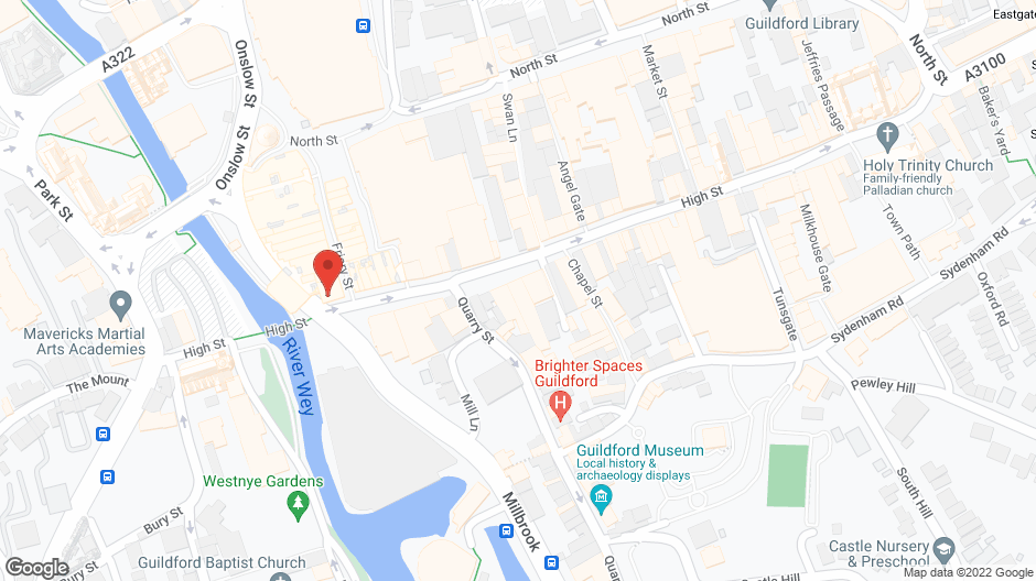 25-29 high street<br/>guildford<br/>surrey
