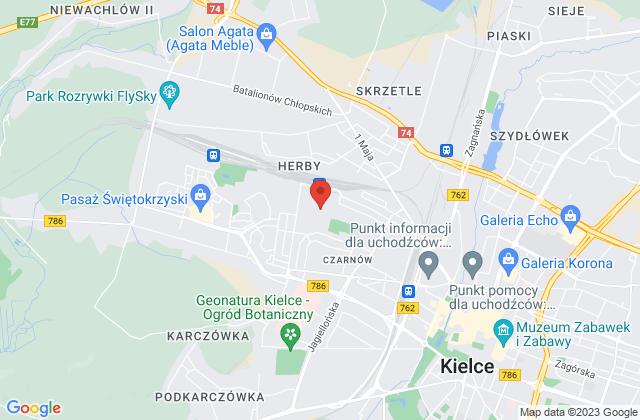 Wyświetl Tast Arkadiusz Grzywna, Piotr Świerczyński Sp.J. na mapie