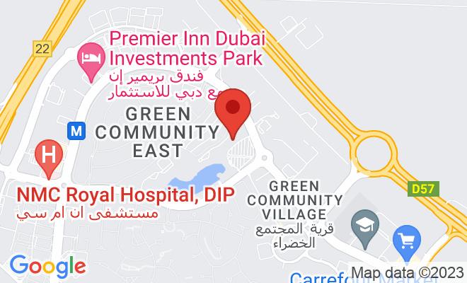 GMCClinics (Green Community) location