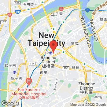 Map of Salvatore Ferragamo at No.28 Xinzhan Road, Taipei, Taiwan Region 220