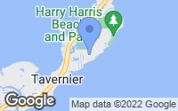 Map of Tavernier, FL