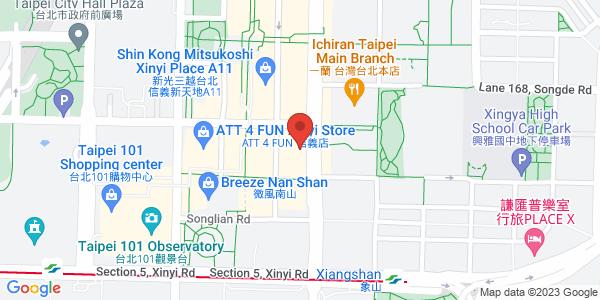 LENS夜店地圖