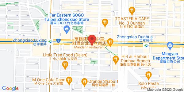 Kor酒吧地圖