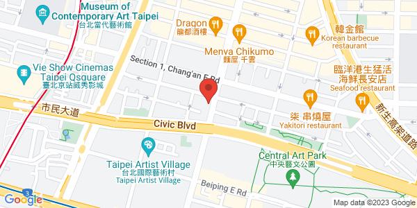 百達妃麗夜店地圖