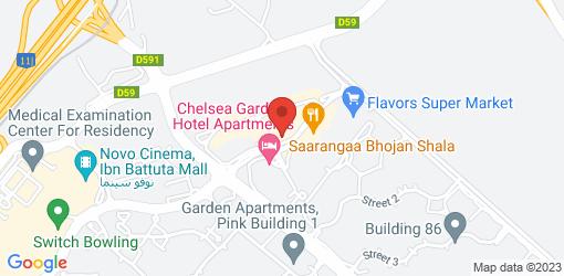 Directions to Urban Tadka Restaurant - Discovery Gardens