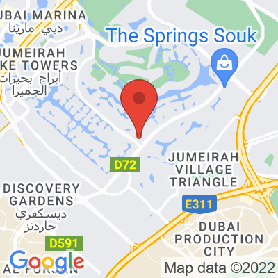 Map showing Boon Coffee Roasters (The Meadows Souk)