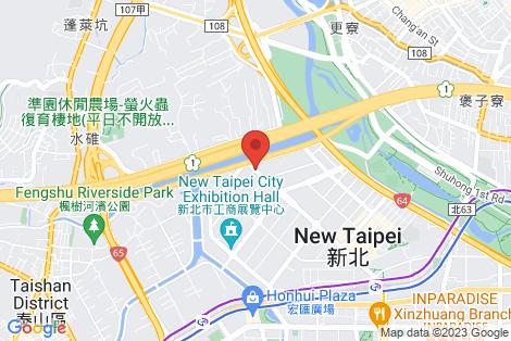台灣美水股份有限公司 Map