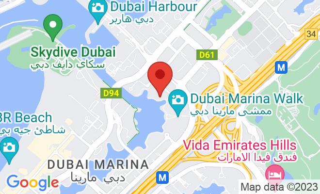 King's Medical Centre (Marina) location