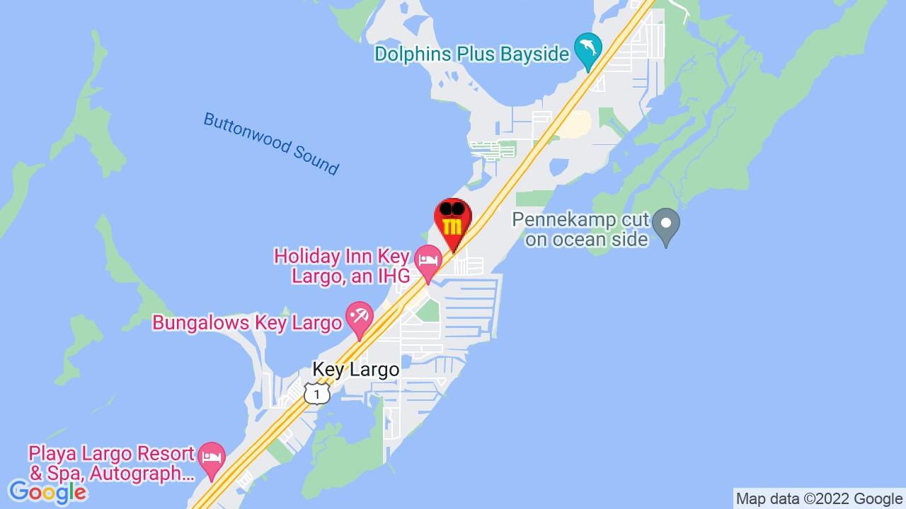 Google Map of Key Largo Pest Control