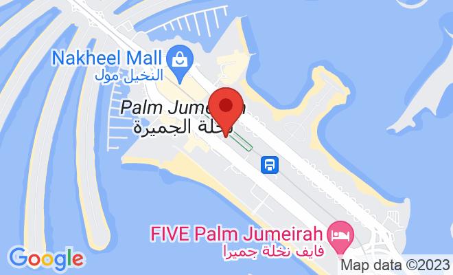 ConfiDent Dubai Palm location