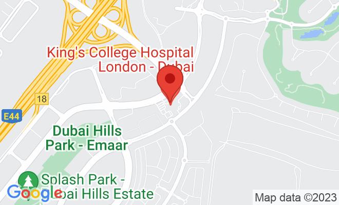King's College Hospital London (Dubai Hills) location