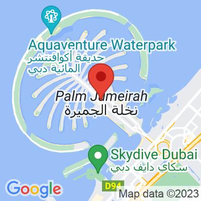 Map showing Boon Coffee Roasters (Nakheel Mall)