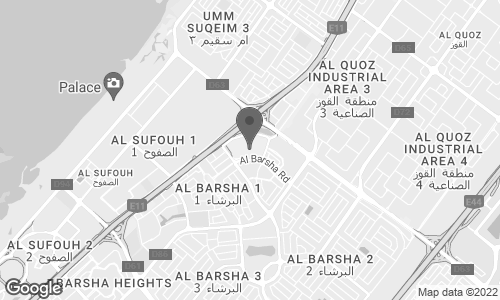 Map of Shop D20, in Dubai