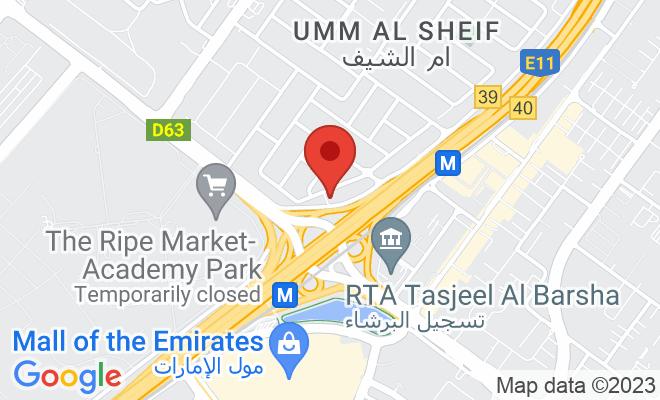 Bizrah Medical Center location