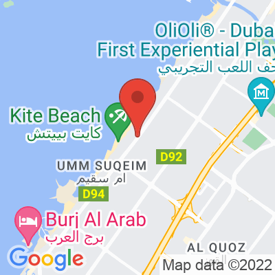 Map showing Brew (UAE)