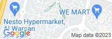 Re - Salons & Spas Location Map