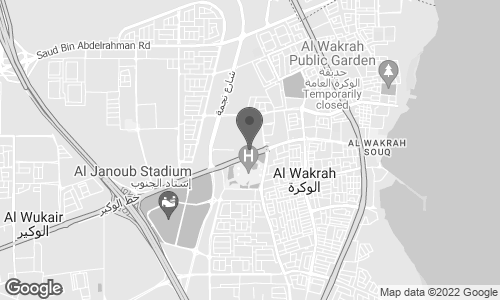 Map of Unit# GF083a, GF083b & GF084 in Al wakrah