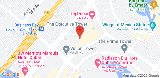 Directions to Bikanervala Bay Avenue - Indian Buffet Restaurant Dubai