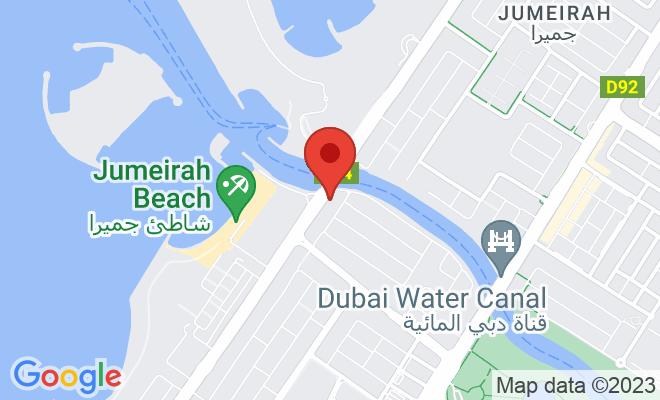 Dermalase Clinic (Jumeirah) location