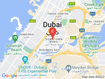 Dubai Mall Kiosk