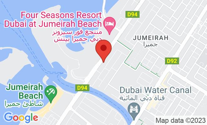 Aesthetica Clinic (Jumeirah) location