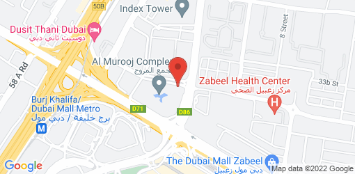 Directions to Freedom Pizza | Downtown Dubai