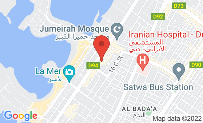 GMCClinics (Jumeirah Dental) location