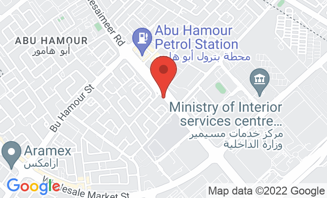 Abeer Medical Center (Abu Hamour) location