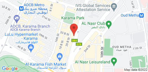 Directions to Little Italy Restaurant Dubai