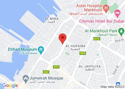 Alaa Al Mudhafar location