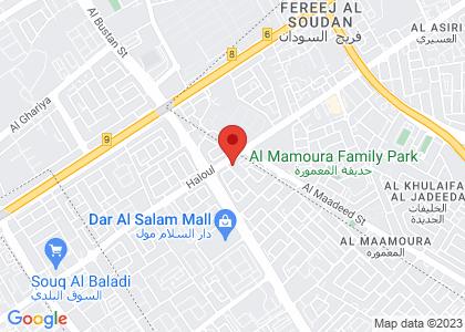 Hosny Mahmoud location