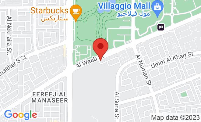 Al-Wehda Medical Group (Al Waab) location