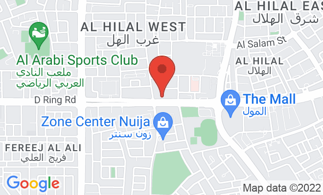 Al-Wehda Medical Group (D-Ring Road) location
