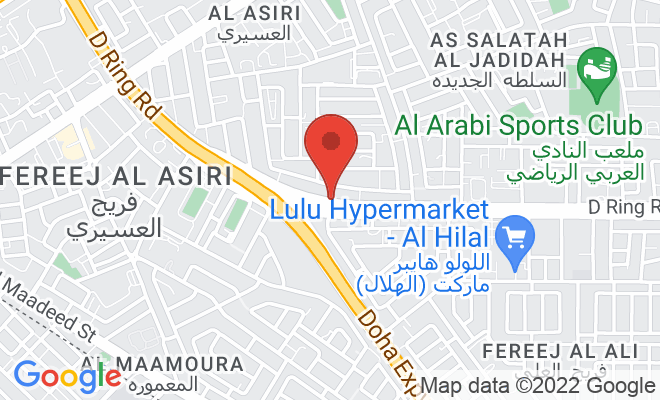 Sharq Dental Center location