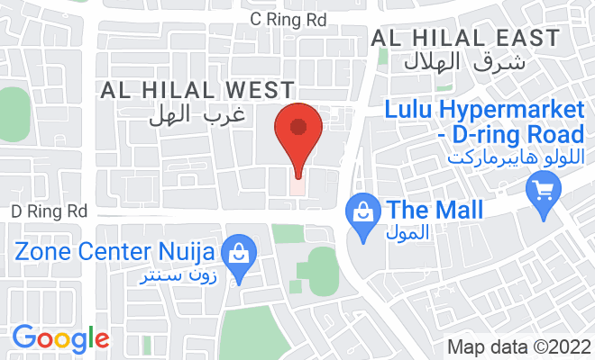 Al Emadi Hospital (Al Hilal) location