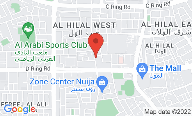 Al-Wehda Medical Group (Hilal) location