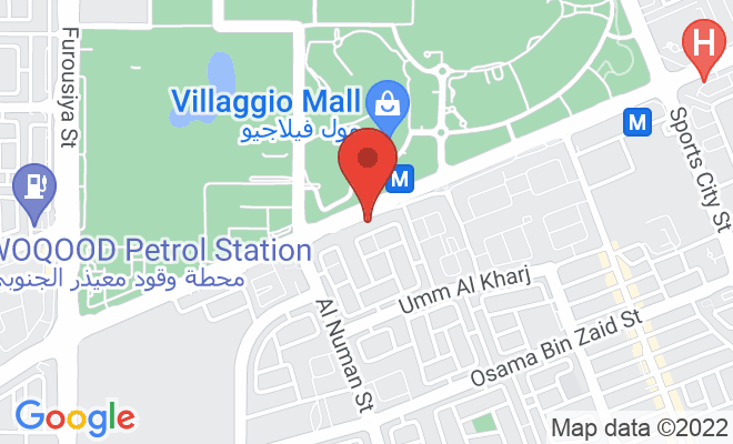 The International Physiotherapy Centre (Al Waab) location