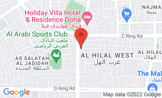 Royal Medical Center (Al Hilal) location