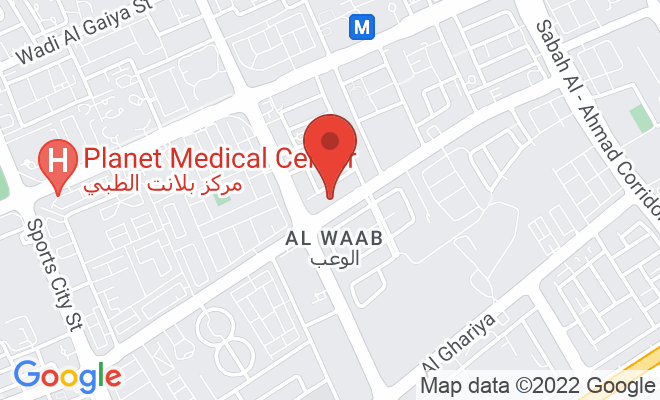 Al-Hayat Medical Center (Second Branch) location
