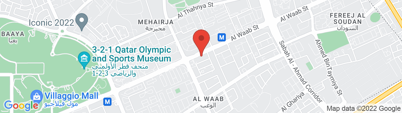 Ahmed Bin Ali location