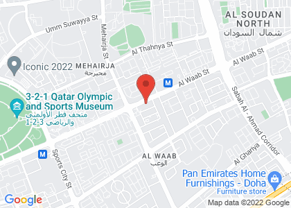 Mona Al-Najjar location