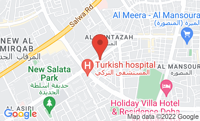 Al Rabeeh Dental Centre (Al Muntazah) location