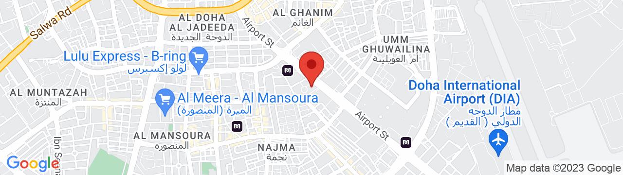 Amr Abdelkader location