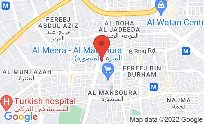 Apollo Clinic Qatar location