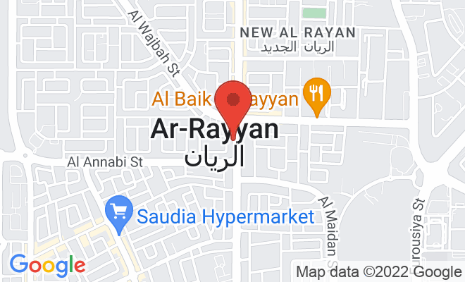 Al-Wehda Medical Group (Rayyan) location